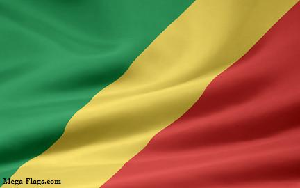 The national flag of the republic of congo contains the pan african