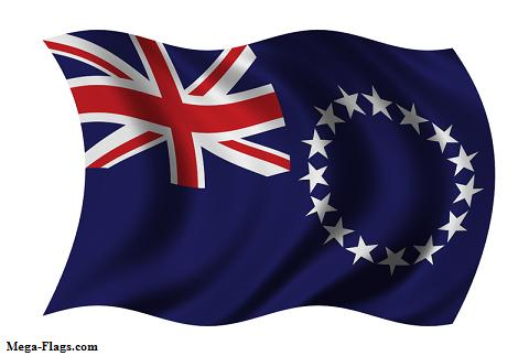 The flag of the cook islands was adopted in 1979 the flag is a field