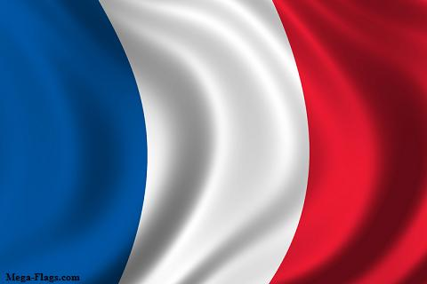 Flag of France image
