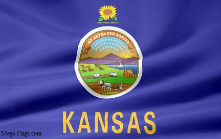 State Flag of Kansas - kansasflag