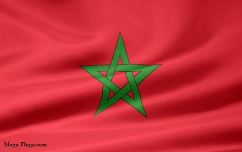 Flag of Morroco, Morocco Flag