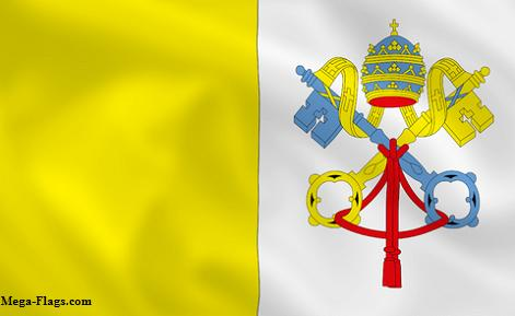 flag vatican